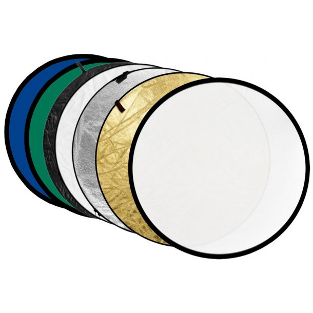 StudioKing Reflector 7 i 1 RE7-100 - 100 cm