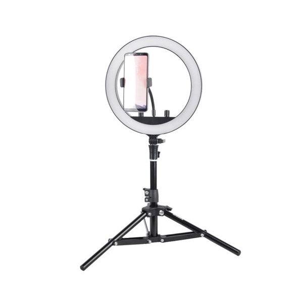 StudioKing Bi Color LED Ring Lamp Set SKRL10