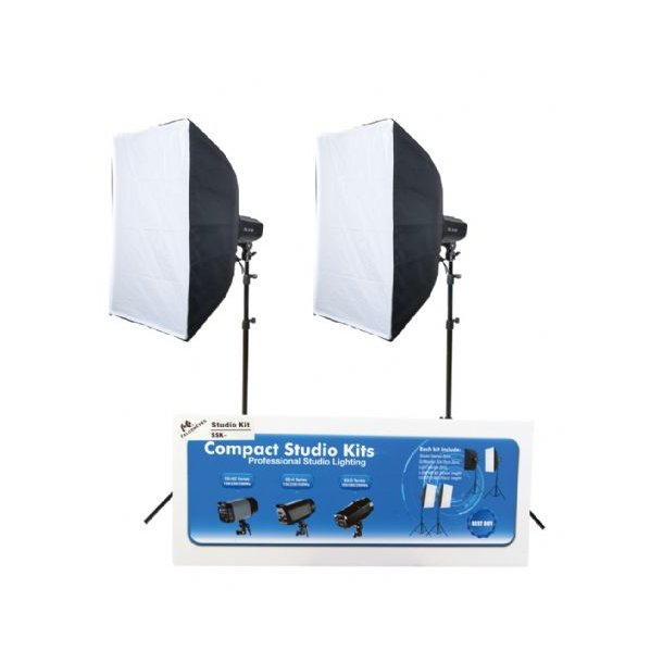 Falcon Eyes Studio Sæt SSK-2250D + Radio Trigger