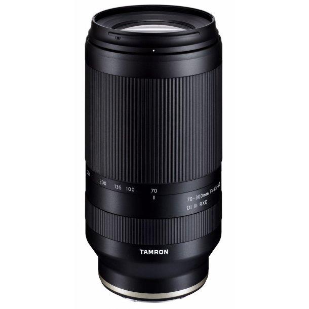 Tamron 70-300mm F/4.5-6.3 DI III RXD t/Sony FE