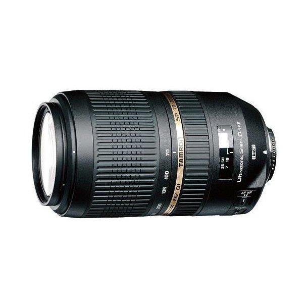 Tamron SP 70-300mm F/4-5.6 Di VC USD t/Nikon