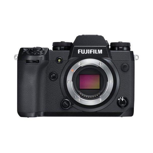 Fujifilm X-H1 Hus - Sort