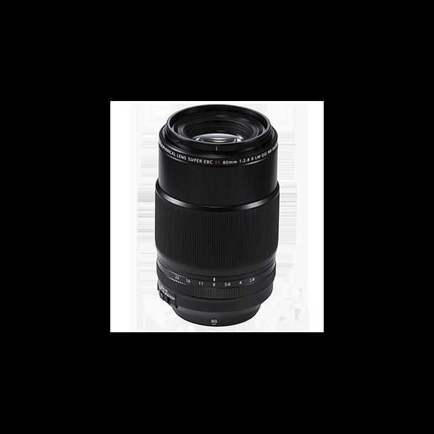 Fujifilm Fujinon XF 80mm F2.8 LM OIS WR Macro